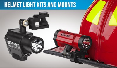 Helmet Light Kits and Mounts