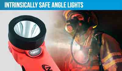 Intrinsically Safe Angle Lights