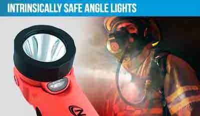 Intrinsically Safe Angle Lights