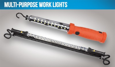 Multi-Purpose Work Lights