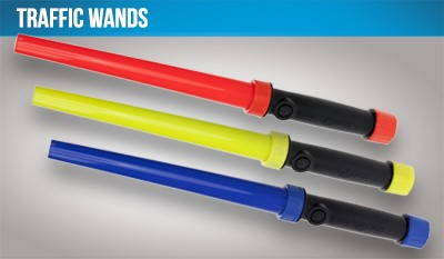 Traffic Wands